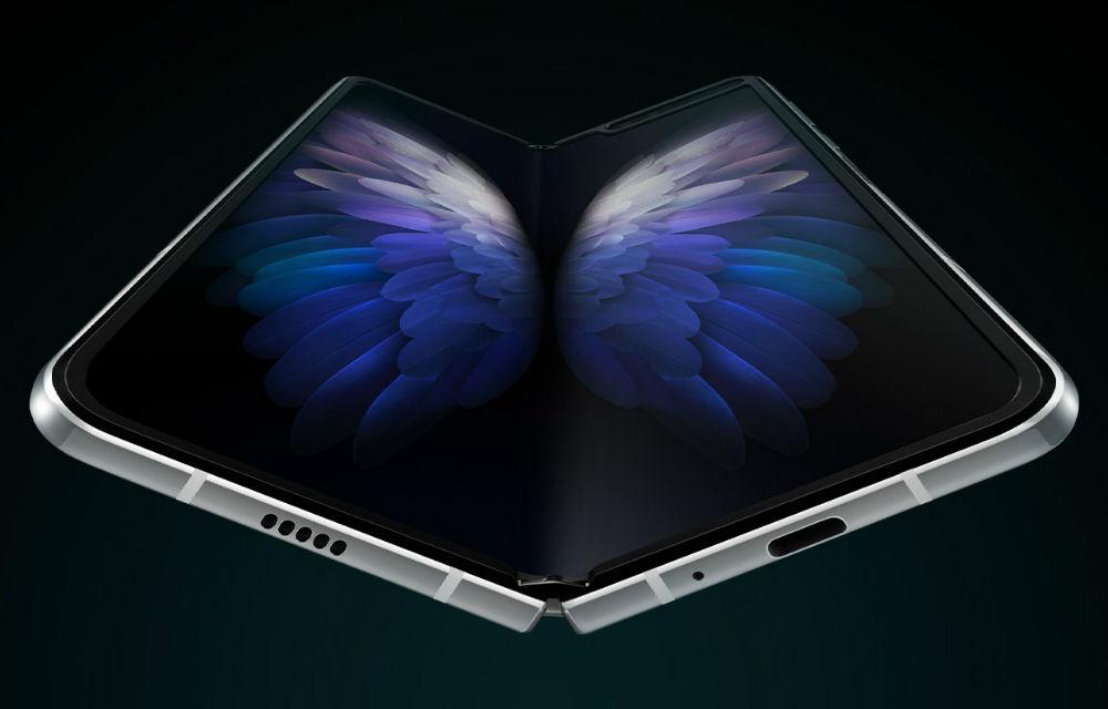 Samsung W20 plegable