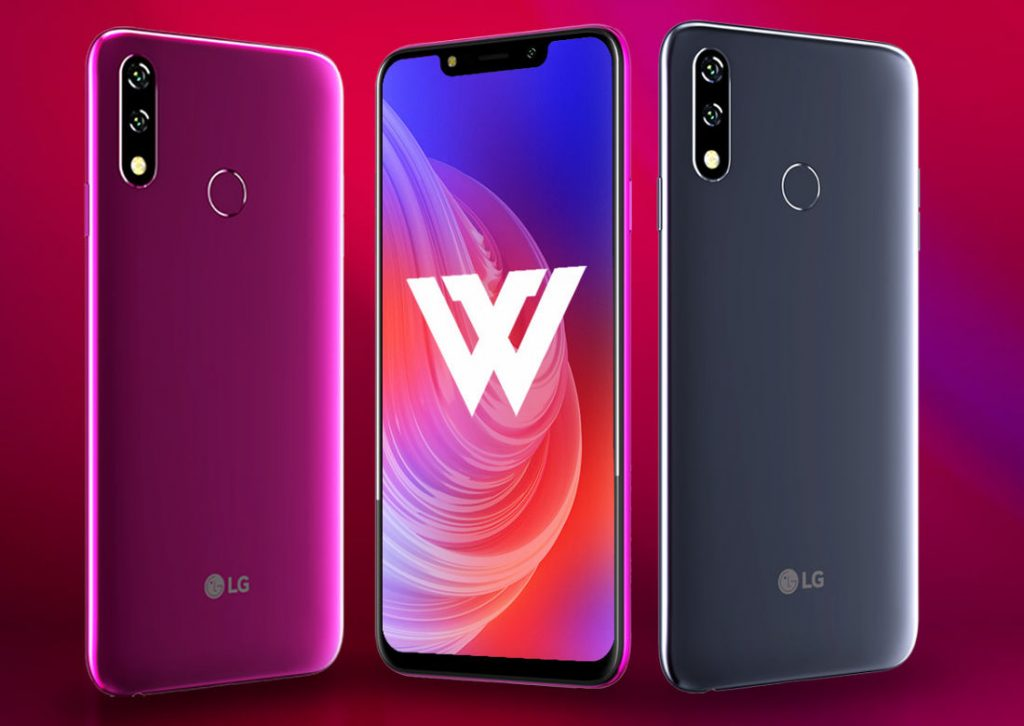 LG W20