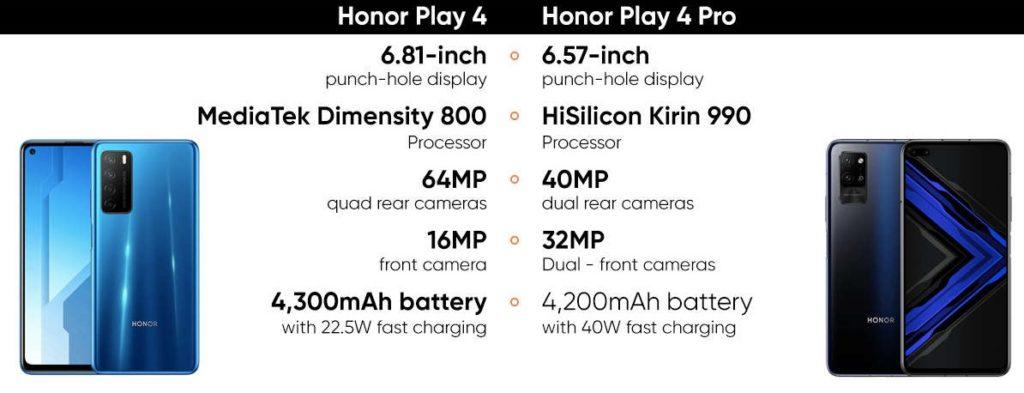 Honor Play 4