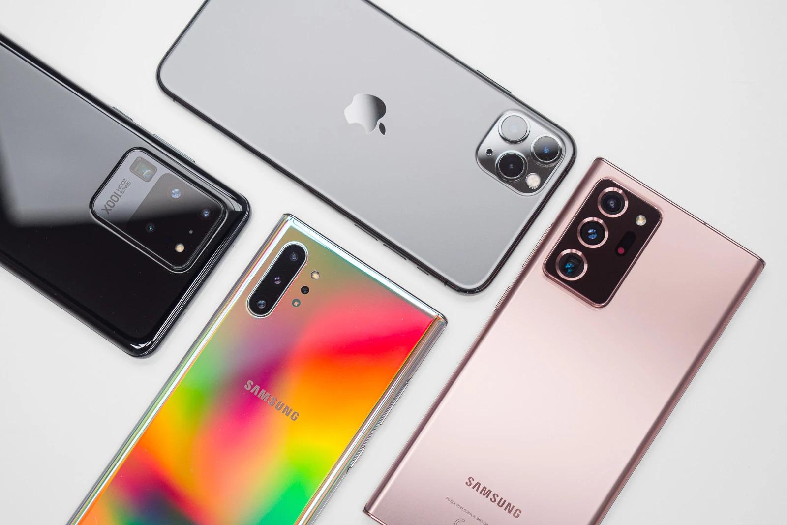 أفضل الهواتف في عام 2020 أفضل هواتف العام الحالي أفضل موبايلات سامسونج