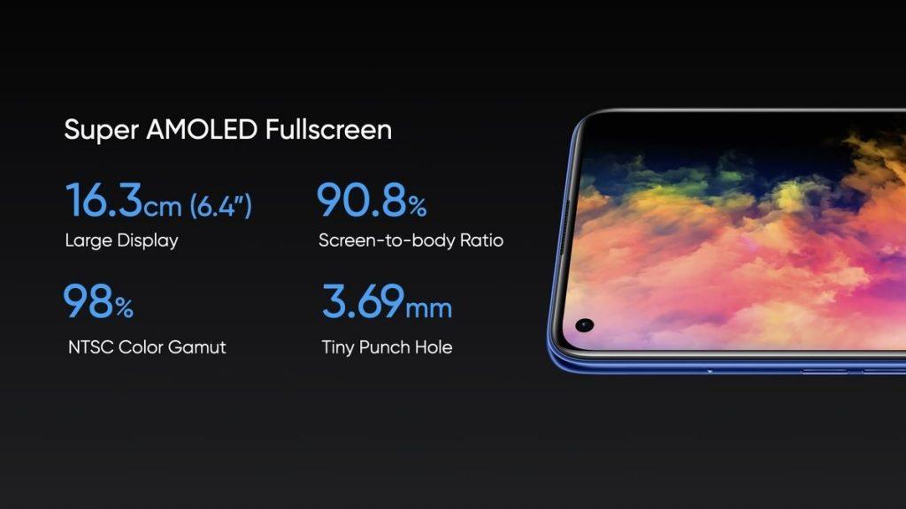 Realme 7 Pro Display