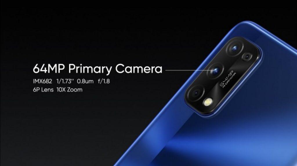 Realme 7 Pro Camera