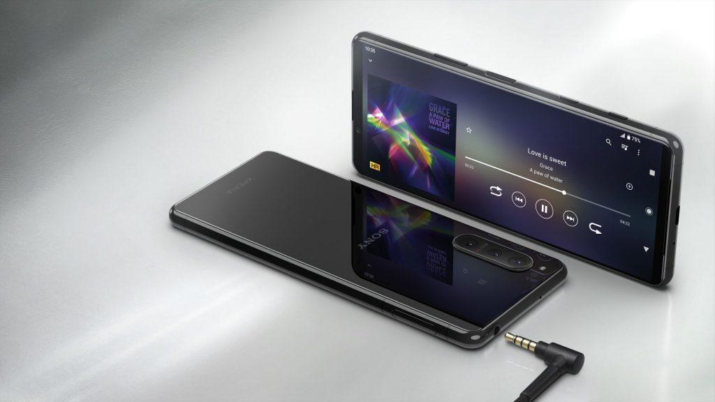 Sony Xperia 5 II Display