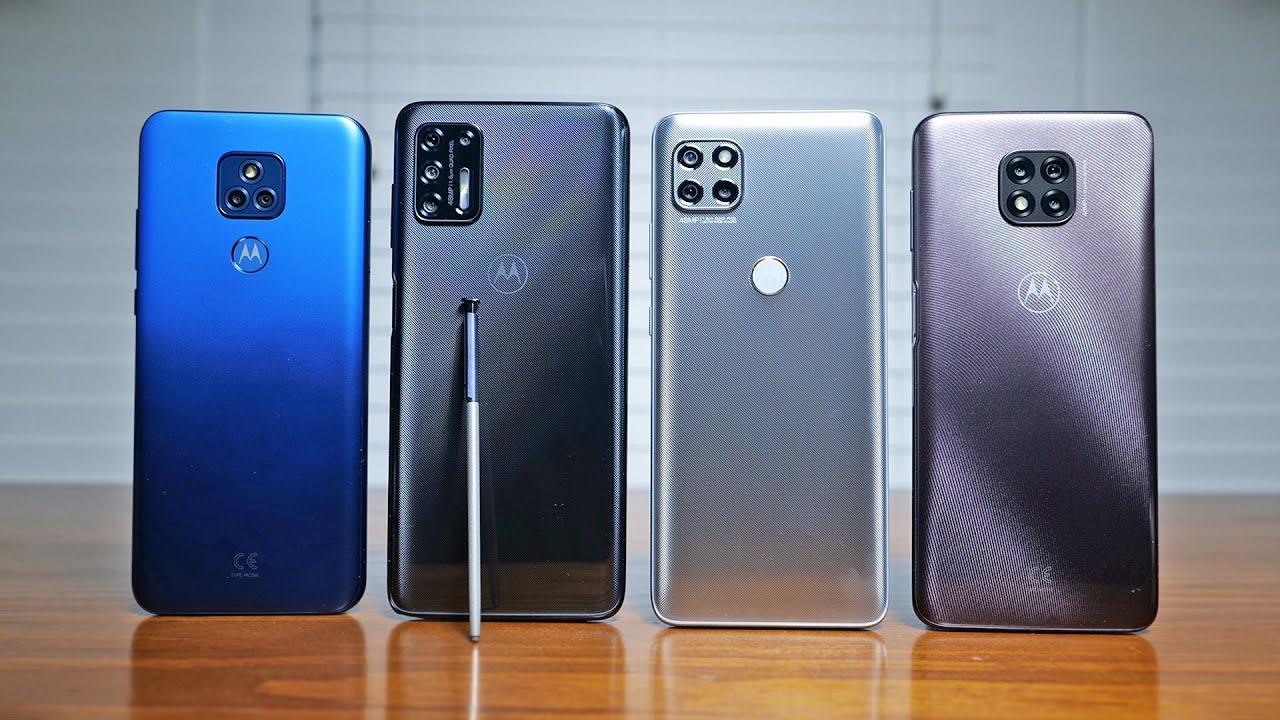 Motorola new G-series phones